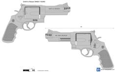 Smith & Wesson M460V 163465