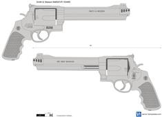 Smith & Wesson M460XVR 163460