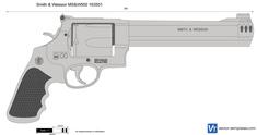 Smith & Wesson MS&W500 163501