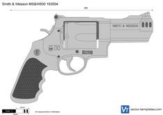 Smith & Wesson MS&W500 163504