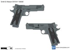 Smith & Wesson SW1911 108282
