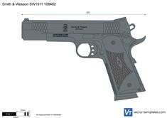 Smith & Wesson SW1911 108482