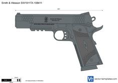 Smith & Wesson SW1911TA 108411