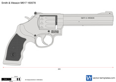 Smith & Wesson M617 160578