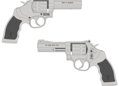 Smith & Wesson M617 160584