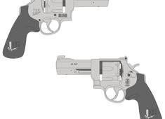 Smith & Wesson M625JM 160936