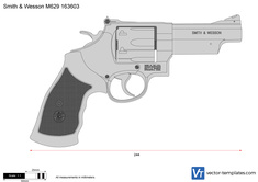Smith & Wesson M629 163603