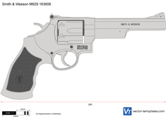 Smith & Wesson M629 163606