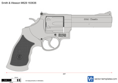 Smith & Wesson M629 163636
