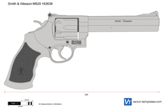 Smith & Wesson M629 163638