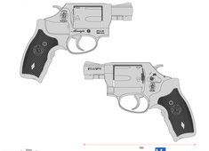 Smith & Wesson M637CT 163052