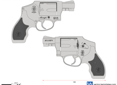 Smith & Wesson M642 163810