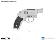 Smith & Wesson M642 163811