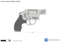 Smith & Wesson M642LS 163808