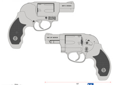 Smith & Wesson M649 163210