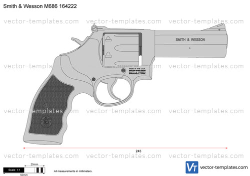 Smith & Wesson M686 164222