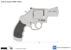 Smith & Wesson M686 164231