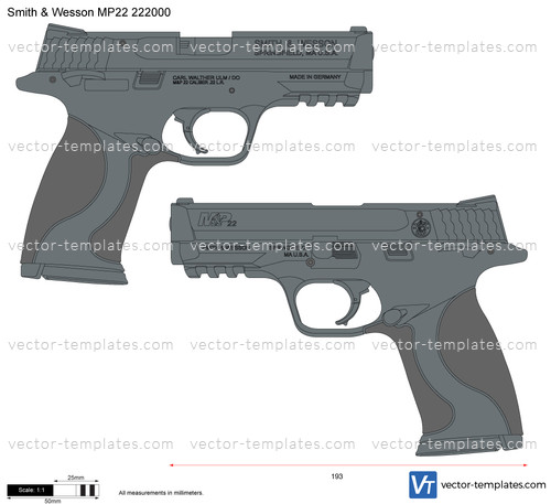 12378 2: Smith & Wesson MP22