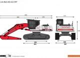 Link-Belt 240-X2-DHP