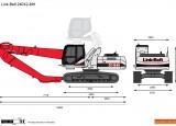 Link-Belt 240X2-MH