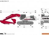Link-Belt 330LX-T3
