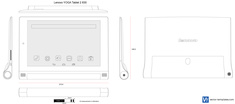 Lenovo YOGA Tablet 2 830