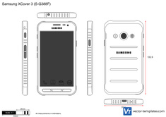 Samsung XCover 3 (S-G388F)
