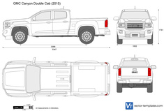 GMC Canyon Double Cab
