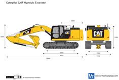 Caterpillar 326F Hydraulic Excavator