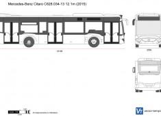 Mercedes-Benz Citaro C628.034-13 12.1m