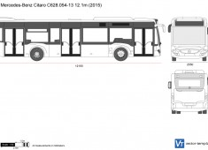 Mercedes-Benz Citaro C628.054-13 12.1m