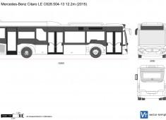 Mercedes-Benz Citaro LE C628.504-13 12.2m