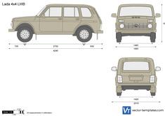 Lada 4x4 LWB