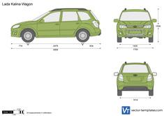 Lada Kalina 2 Wagon