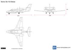 Beriev Be-103 Bekas