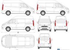 Ford Transit Custom SWB L1H2