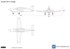 Socata TB-31 Omega