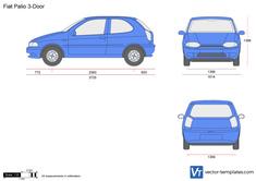 Fiat Palio 3-Door