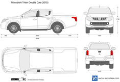 Mitsubishi L200 Double Cab