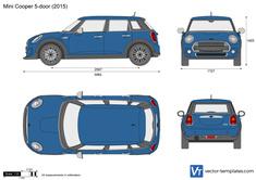 Mini Cooper 4-Door F56