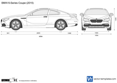 BMW 6-Series Coupe F13