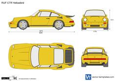 RUF CTR Yellowbird