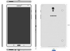 Samsung Galaxy Tab S 8.4 (SM-T700)