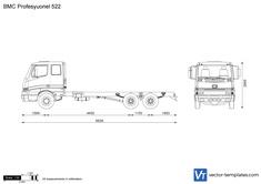 BMC Profesyuonel 522