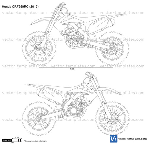 Honda CRF250RC