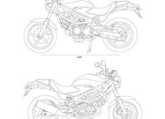 Honda VTR900