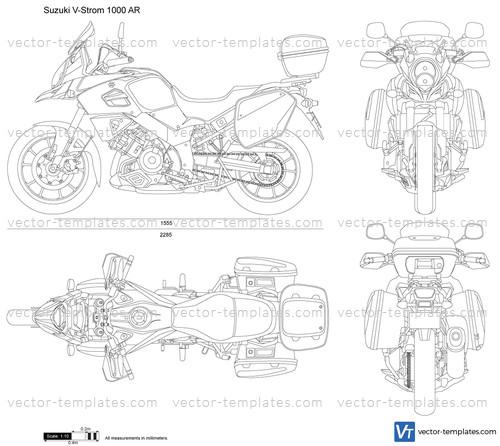 Suzuki V-Strom 1000 AR