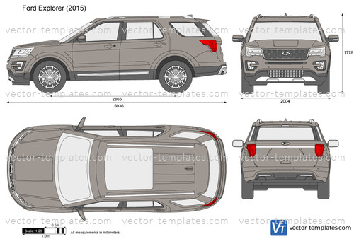 2015 Ford F 150 Regular Cab >> Templates - Cars - Ford - Ford Explorer