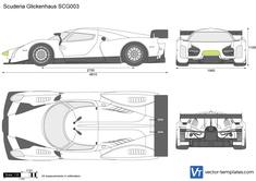 Scuderia Glickenhaus SCG003