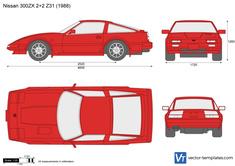 Nissan 300ZX 2+2 Z31